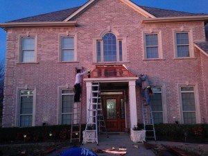 Copper Roof Installations Dallas TX
