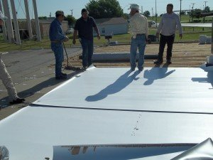 Flat Roof Constructions in Dallas TX