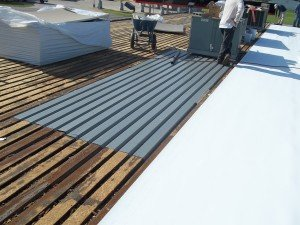 Flat Roof Installation Dallas TX