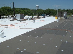 Flat Roof Repair in Dallas TX