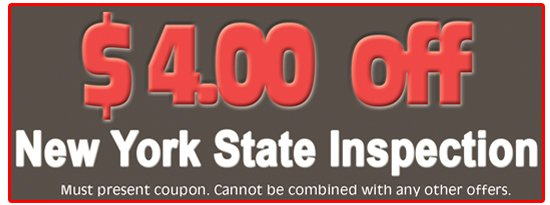 rochester car inspection coupon