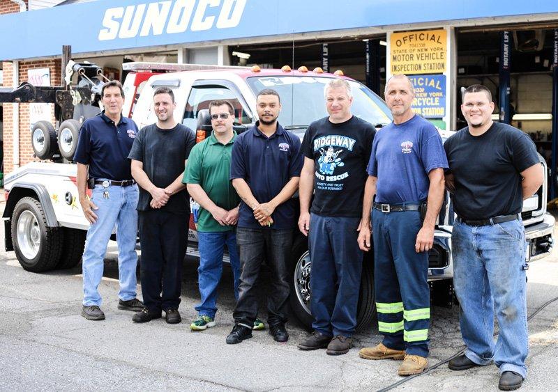Ridgeway Sunoco Team of Rochester NY