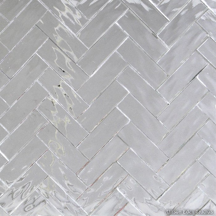 Ripple Mirror Herringbone