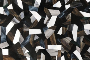 Cubism Glass Mosaics