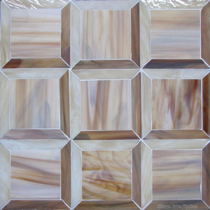 Deep Squares in Bone
