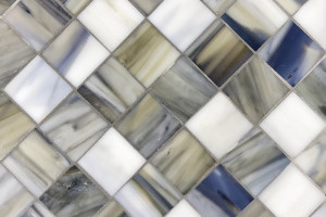 Glass Mosaic 2″ X 2″