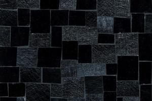 Classic Mini Mosaics- Black & Gunmetal