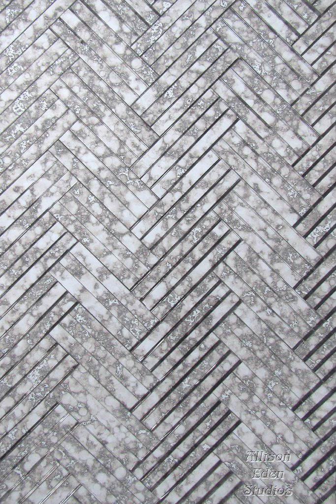 Antique Triple Herringbone