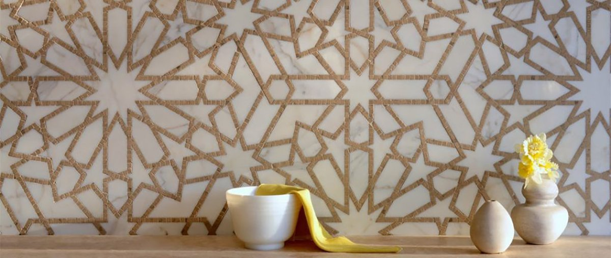Arabesque Affection - The Use of Arabesque Tile Design