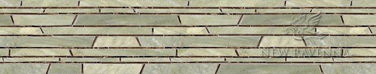 "8"" Bamboo border"