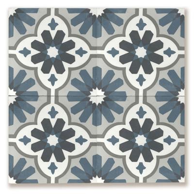 Cement Tile Ibiza Display Board