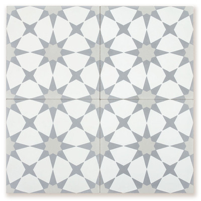 Cement Tile Kasbah Display Board