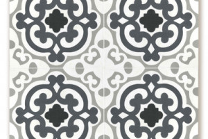Cement Tile Matilija Display Board
