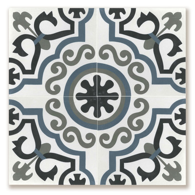 Cement Tile Solimar Display Board