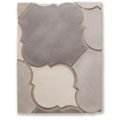 Arabesque Pattern 5b 3 Grays