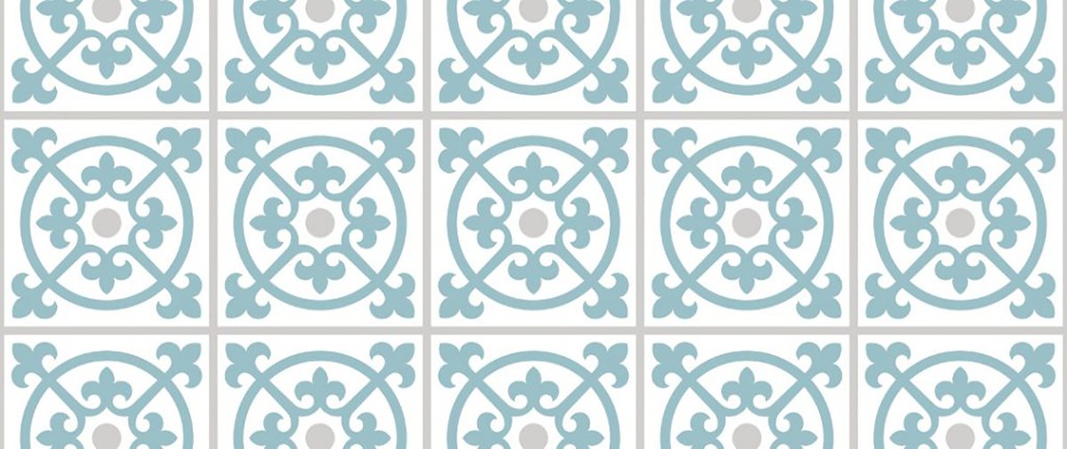 Cemented in My Heart - The Use of Cement Tile