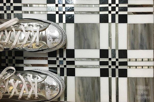 Classic Plaid Mosaic