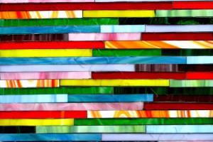 Funky Rainbow Sticks