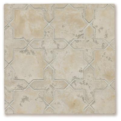 Artillo Arabesque Pattern 2C Hacienda Limestone