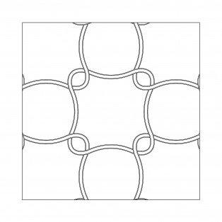 Geometric Custom Chains/Circles