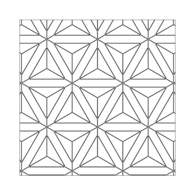 Geometric Custom Duomo