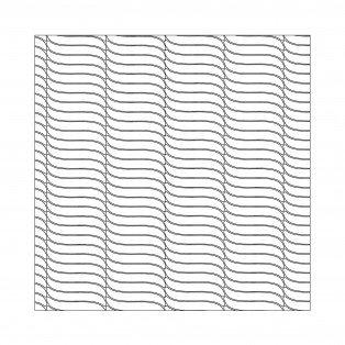 Geometric Custom Esse Wave
