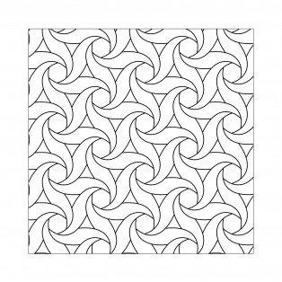 Geometric Custom Flare