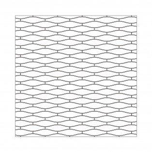 Geometric Custom Treble 8