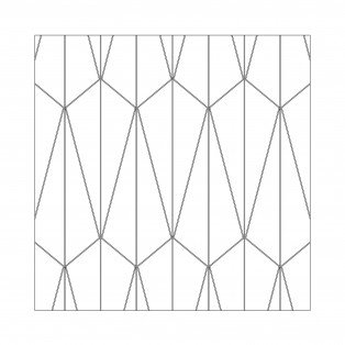 Geometric Custom Triangulum Large