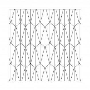Geometric Custom Triangulum Small