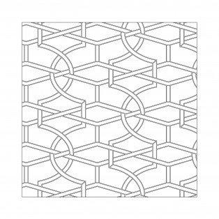 Geometric Custom Yorkville