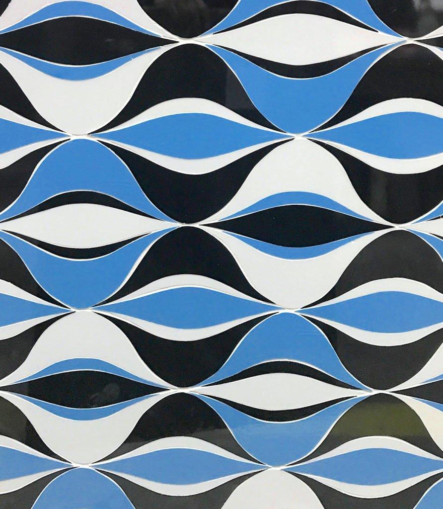Mod Wave Pattern