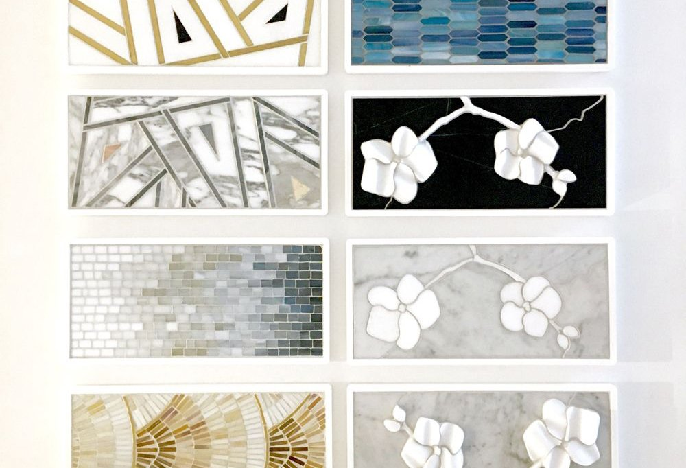 New To Showroom - Artistic Tile Boards