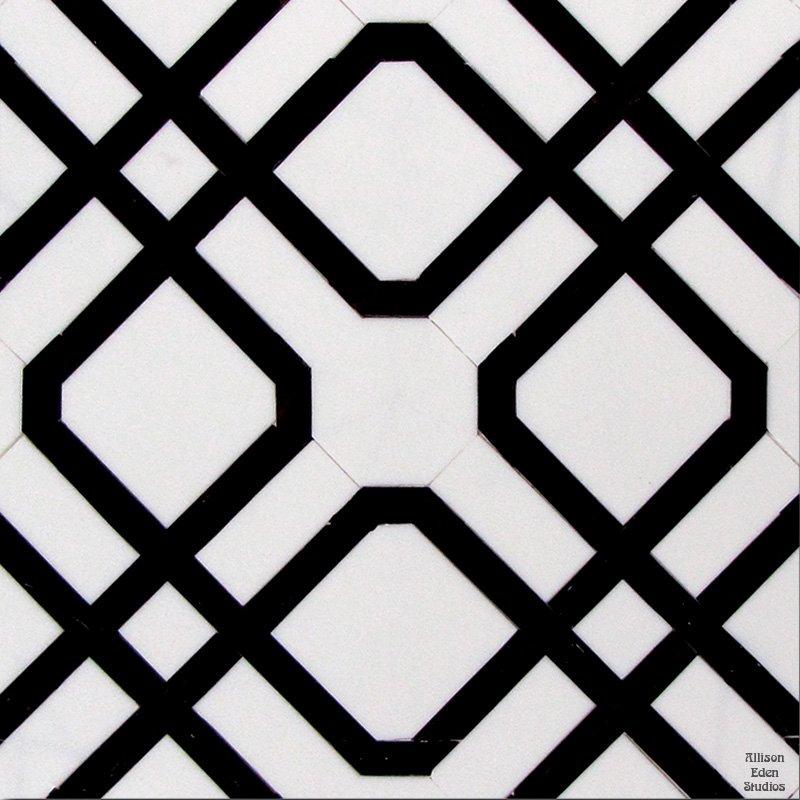 Parquet in Black & White