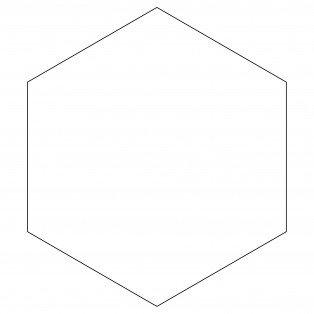 "Geometric Custom 12"""