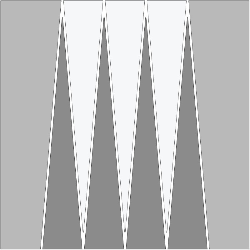 Custom Euclid Tri Large