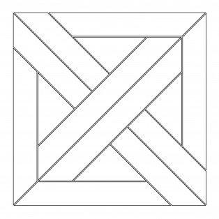 Geometric Custom Parquet