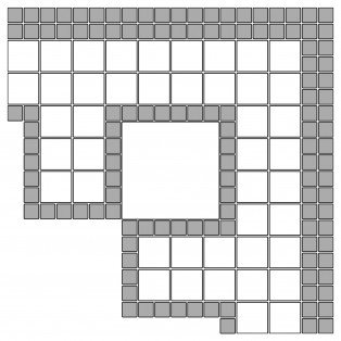 Geometric Custom Sutton Place