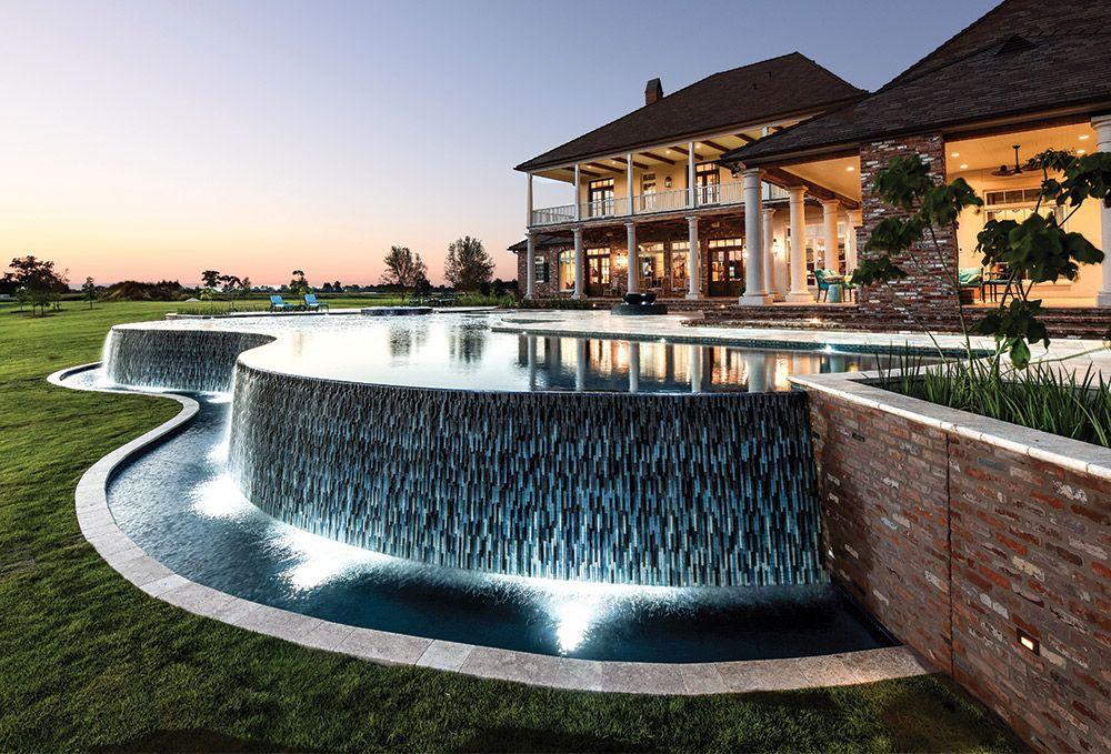 Pool Tile for Hot Weather Fun