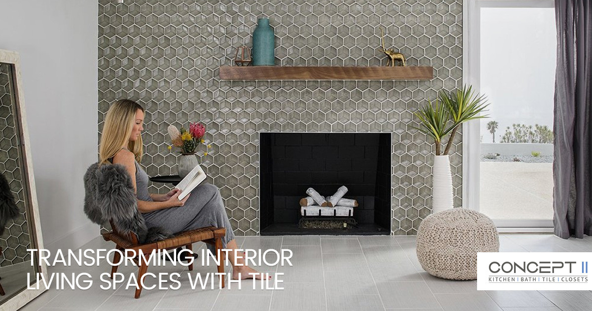 Using Tile to Transform Your New Home