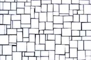 White Mini Block