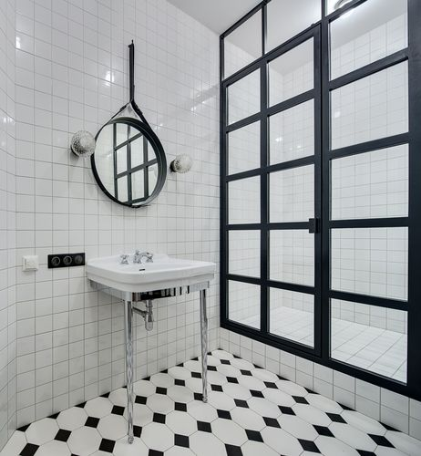 Your Old House: Choosing Bathroom Tile