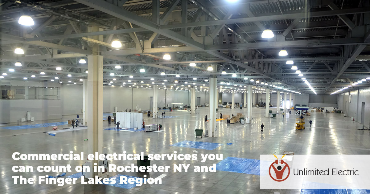 Finding Commercial Electricians You Can Trust in Rochester and Finger Lakes NY