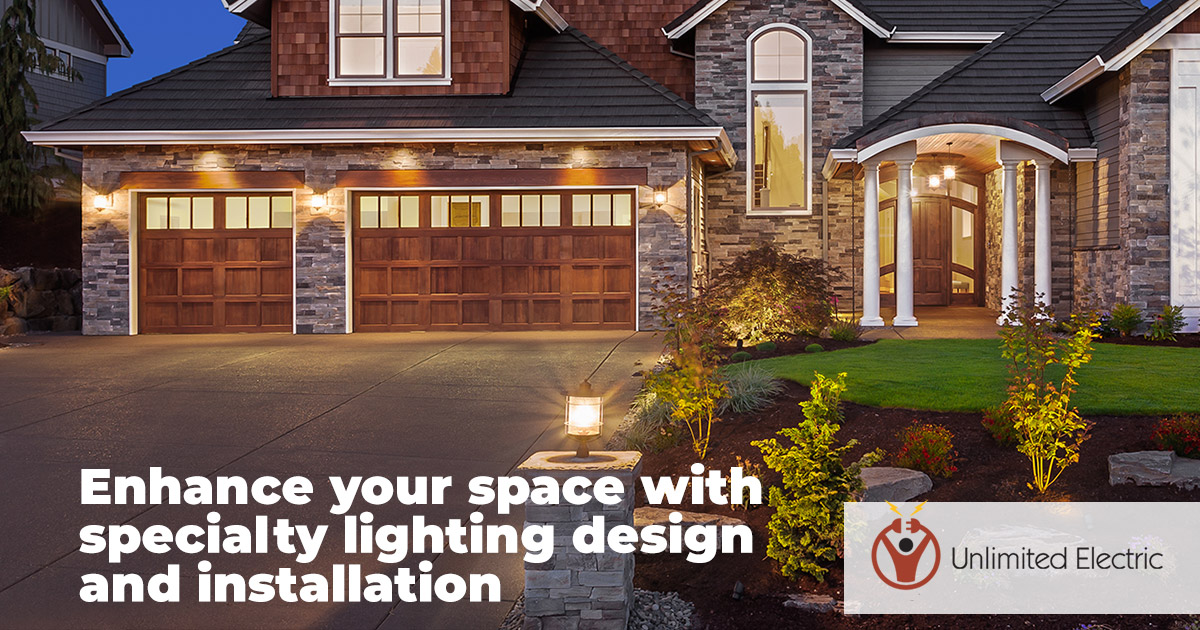 Enhance Your Living Space with Specialty Lighting