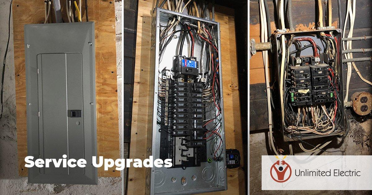 Service Upgrades