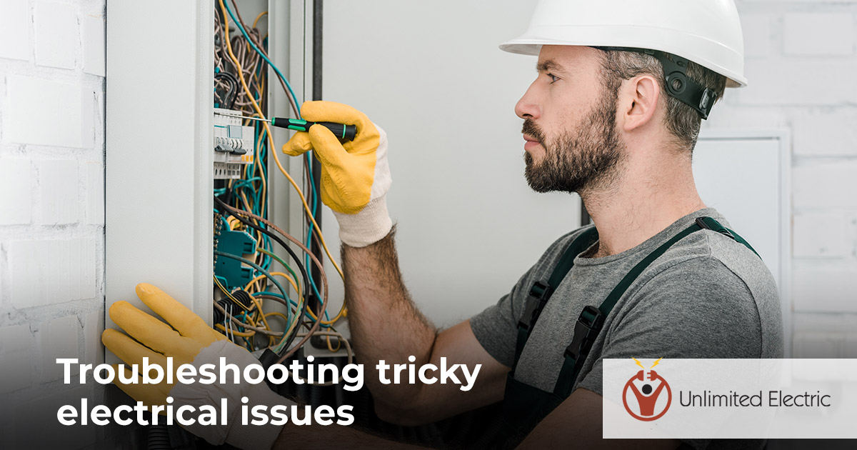 Troubleshooting Tricky Household Electrical Problems