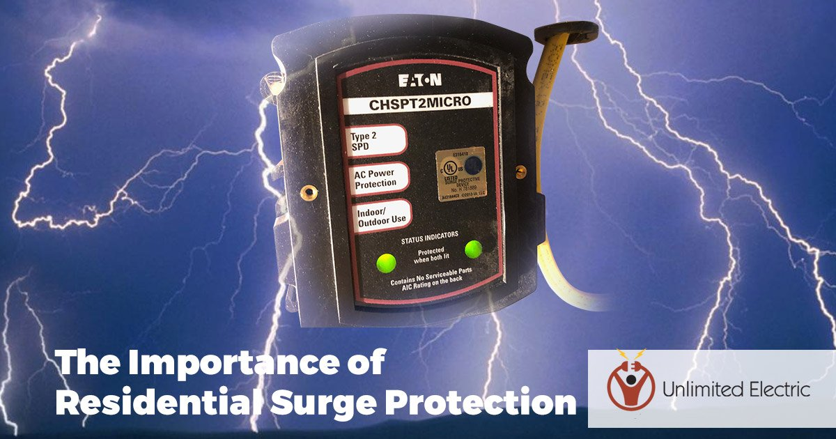 The Importance of Residential Surge Protection