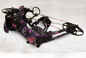 Muddy Girl 775 - Hunting Bow