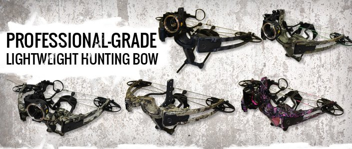 lightweight hunting bows