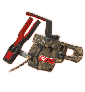Ripcord Drop-away Rest